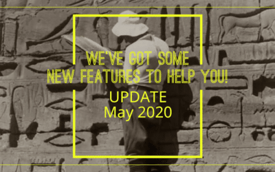 UPDATE May 2020