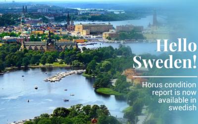 Horus CR en suédois!