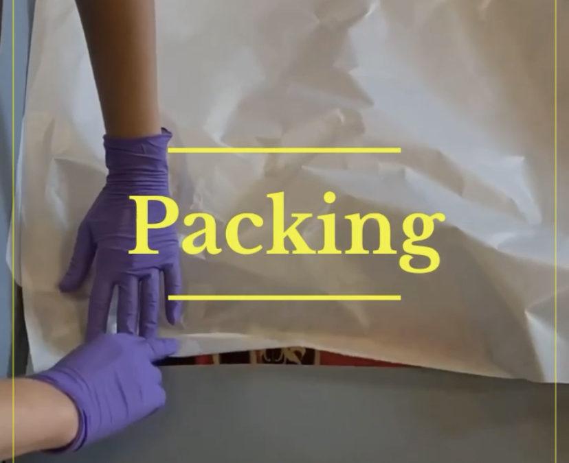 Nouveaux champs pour documenter l'emballage