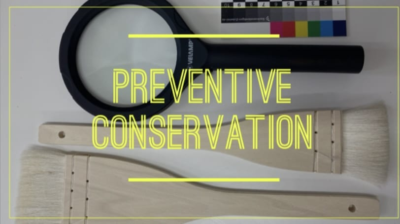 Horus 2021 update : how to use the preventive conservation section?
