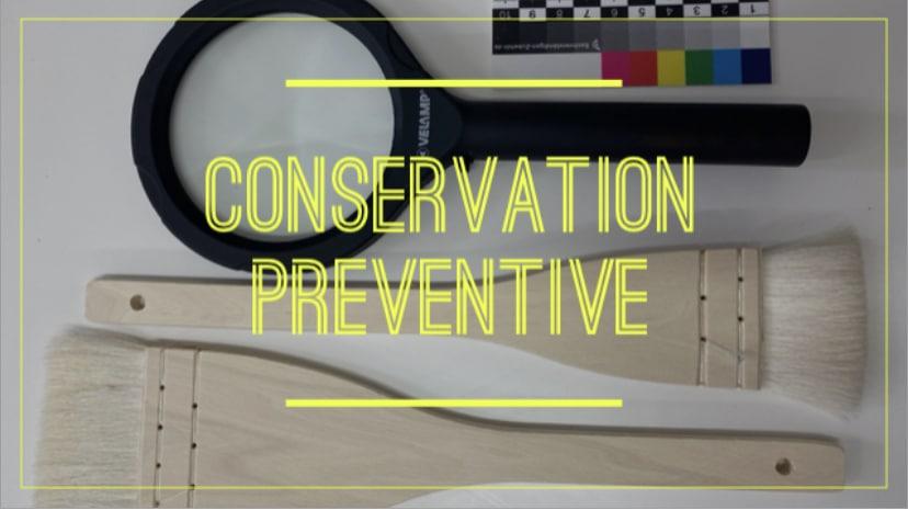 Mise à jour Horus 2021: comment utiliser la partie conservation préventive ?